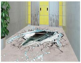 3d Fußboden Hai ~ Rabatt vinyl hai vinyl hai abziehbilder im angebot auf de