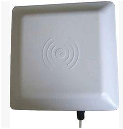 Wholesale Rfid Tcp Ip - Wholesale- LAN RJ45 TCP IP 6m RFID UHF Reader car parking access long range reader for toll and parking UHF lector RFID de largo alcance