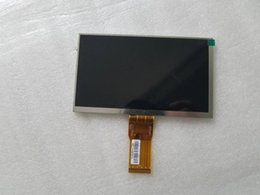 Wholesale Tft Lcd Tablet - Wholesale- new 163X97 mm 7300101463 tablet pc TFT LCD display panel 7inch 1024*600