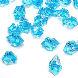Wholesale Ice Mascot - Acrylic Gems Ice Crystal Rocks for Vase Fillers, Party Table Scatter, Wedding, Photography, Party Decoration, Crafts by Royal Imports