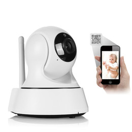 Wholesale Wholesale Cctv Systems Hd - 720P HD Wifi Camera Network Surveillance Night Vision Alarm System Indoor Home P2P CCTV Camera Wifi Function Camera With Two-way Audio