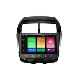 """Wholesale Android Gps Navigation Car System - 10.2"""" Android 6.0 System Car DVD Radio For Mitsubishi ASX Peugeot 4008 Citroen C4 GPS Navigation 2G RAM 32G ROM Octa-core 1024*600 Scree"""