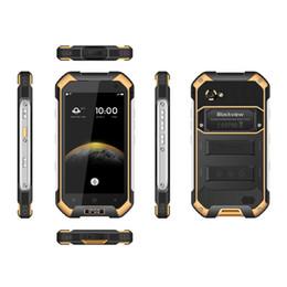 Wholesale Android Quad Core Gorilla - Blackview BV6000S MTK6737 4G Smartphone - Sunshine orange Android 6.0 4.7 inch Corning Gorilla Glass 3 Screen 1.5GHz Quad Core