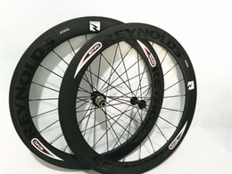 Wholesale Fix Gear Wheels - Carbon Fiber Road Bike Wheels 700C Clincher Wheelset 50mm UD Matte 23 width DT 240S hubs 1420 Spoke