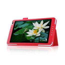 All'ingrosso- Per Huawei Mediapad M1 8 pollici Custodia pieghevole in pelle PU Custodia 8.0 Tablet PC M1 S8-301W S8-301U S8-301L S8-303L cheap huawei mediapad m1 da huawei mediapad m1 fornitori
