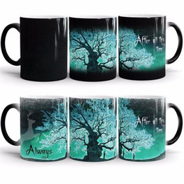 Wholesale Change Mug - New harry potter magic mug after all this time color changing mugs for your best friends and kids gifts