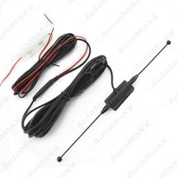 Wholesale Sma Connector For Antenna - FEELDO SMA Connector Active antenna with built-in amplifier for digital TV #4151