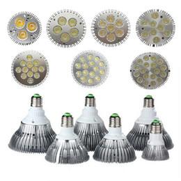Wholesale Spotlight Led 18w - E26 E27 LED 9W 10W 14W 18W 24W 30W 36W Dimmable PAR20 PAR30 PAR38 LED Light LED Ceiling Spotlight Lamp Bulb