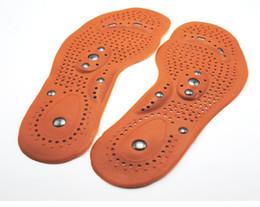 Wholesale Magnetic Massage Foot Insole Men - Magnetic Therapy Magnet Health Care Foot Massage Insoles Men  Women Comfort Pads Foot Care Massager Men  Women LLFA
