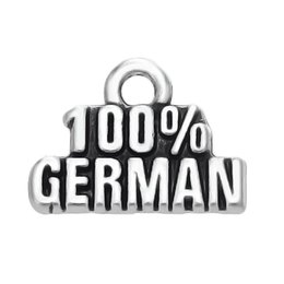 Wholesale german christmas - Personalized Design Zinc Alloy Antique Silver Plated 100 Precent German Tiny Charms For DIY Jewelry