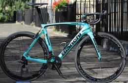Wholesale Road Bike Carbon Ultegra - Blue Bianchi XR4 Carbon Complete Road Bike Store Complete Bicycle Bike With 5800  Ultegra R8000 Groupset A01