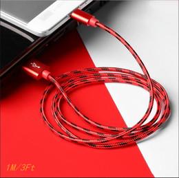 2019 оригинальный кабель для передачи данных samsung Плетеный 1 м 3ft оригинальный USB кабель быстрое зарядное устройство синхронизации данных подлинной Micro USB кабели оригинального качества кабель для Samsung Galaxy LG HTC Sony