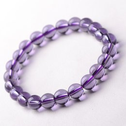 Wholesale Male Female Beaded Bracelets - Crystal bracelet Multicolor Bead Chain crystal clear Universal bead chain for male and female