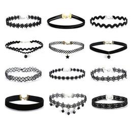 2019 aaa edelstein perlen Gute A ++ Gothic Halskette Halskette Flanell Mode Halskette Explosion Abschnitt WFN269 (mit Kette) Mischungsauftrag 20 Stück viel