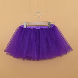 Wholesale Long Dance Skirts For Girls - Wholesale- Size90~140 Children summer tutu skirts girls lace short dress children dresses dance party dresses for girls tutus 4layers