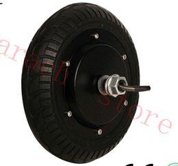 "Wholesale Electric Scooter Hub Motor Kit - 8"" 350W 24V electric wheel hub motor electric scooter motor electric skateboard conversion kit"