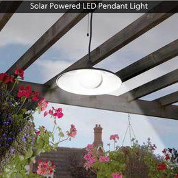 Rabatt Hängende Solarleuchten Für Garten 2019 Hängende