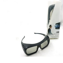 Sony 3d очки онлайн-Wholesale- FOR Sony TDG-BR250 Active 3D Glasses For Bravia EX720 HX750 HX800 TV REMOTE CONTROL