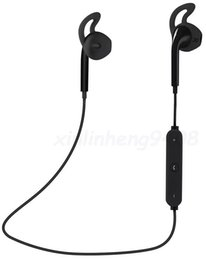Wholesale Bluetooth Cellphone Headset - S6 Wireless bluetooth headphone Stereo Cellphone in-ear headset with microphone outdoor sport running for smart phone