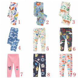Wholesale Tight Leggings For Girl Kids - Baby Leggings for Girls Pants 2017 Brand Girls Leggings Kids Clothes Robe Enfant Skinny Cotton Children Trousers Leggings Girl