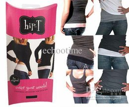 Wholesale Hip T Layering - Leisure HIP-T Cover Hip T Layering Accessory For Your Hips hip skirt TRENDY TOP slim skirt 100pcs