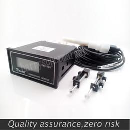 Wholesale Measurements Cm - Wholesale- CM-230 Conductivity Monitor Conductivity meter,electric conductivity rate instrument,0-2000us cm Error:2% Continuous measurement