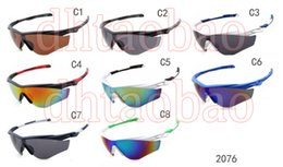 Wholesale Cool New Sun Glasses - summer new men fashion cool sunglasses driving beach glasses women Cycling Outdoor Sun Glasses spectacles 8 colors free shipping