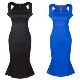 Wholesale Wholesale Club Wear Dresses - Women's Clothing Boutique clothing 2017 summer dress strap dress sexy nightclub Slim flounced fishtail pencil skirt 1127
