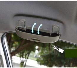 Wholesale Carbon Fiber Storage Boxes - Car-specific Car glasses Storage Case Box For Toyota RAV4 RAV 4 2010 2011 2012 2013 2014 2015 High Quality Auto Accessories