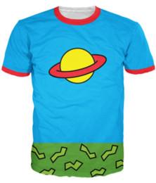 Frete Grátis Chuckie Finster T-Shirt Dos Desenhos Animados T Shirt Engraçado Tees Estilo Verão Roupas de Moda Tshirt Tops Hipster para Unisex Mulheres Homens de Fornecedores de homens moda camisa preta bonita