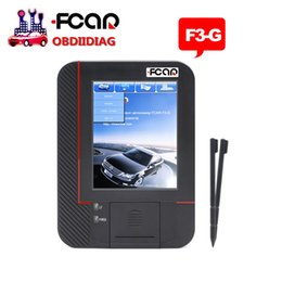 Wholesale Original Car Scan Tool - Original FCAR F3 G Diesel Gasoline Scanner for Both Cars and Trucks FCAR F3-G Scan Tool including F3-W and F3-D all functions