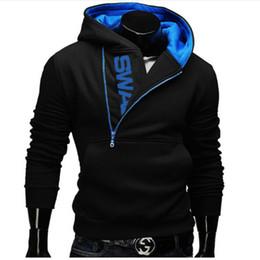 Assassins creed hoodie 4xl online-6XL Marca de Moda Sudaderas Con Capucha Hombres Sudadera Chándal Hombre Cremallera Con Capucha Chaqueta Ropa Deportiva Casual Moleton masculino Assassins Creed