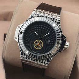 Wholesale Watch Straps For Sale - AAA Casual Men luxury Top brand watches Small Dial Works Automatic Date Rubber Strap Quartz wrist watch For mens male best gift hot sale