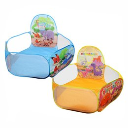 Wholesale Pop Up Toy Tents - Wholesale- Pop Up Hexagon Polka Dot Children Ball Play Pool Tent Carry Tote Toy Oct 26