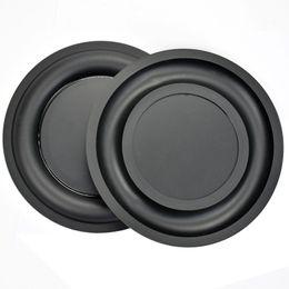 Wholesale Speakers Vibrate - Wholesale- 2pcs 6.5inch 160mm stereo strengthen bass vibration plate membrane vibrating diaphragm speaker