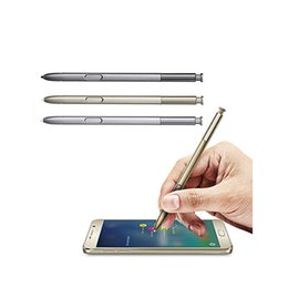 Wholesale Electromagnetic Stylus - Applicable to any electromagnetic screen phone or tablet PC Stylus S Pen For Samsung Galaxy Note 5 SM-N920 N920F N920S N920P N920V N920A