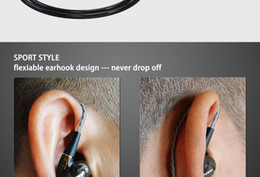 Wholesale Diy Earphones - port earphone 2017 original TENNMAK Pro Dual Dynamic Driver sport earphone for xiaomi phone piston 3 pk diy se535 headset se215 ie800 han...