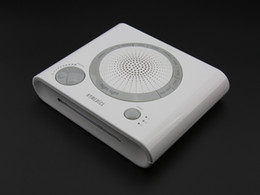 Wholesale Model Spa - White Homedics Sound Spa Model SS-1500-2 (10 Sounds) Sound Spa Relaxation Sound Machine 10 Nature Sounds Sleep Baby