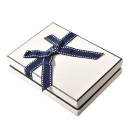 Wholesale wood suitcase - Argositment 5pcs Blue heaven and earth cover jewelry box ring pendant suitcase carton