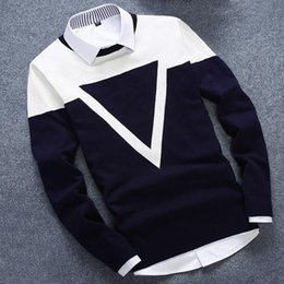 370a5be61 Discount New Mens Sweater Design