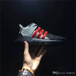 Wholesale Support Hunting - Newest 2017 Release AD X Overkill EQT SUPPORT Running Shoes Men Women Sneakers Shoes Real Boost Original Quality Hot Sale With Original Box
