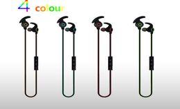 Nuovo di alta qualità AMW - 810 tappi per le orecchie stereo auricolare wireless Bluetooth agganciare il collare troppo generico auricolare telefono cellulare MP3 con un microfono da colletto bluetooth fornitori