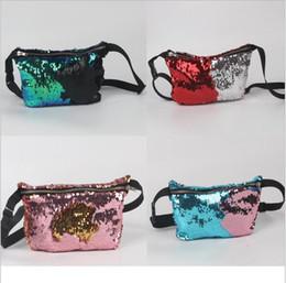 Wholesale Envelope Small Bag - Designer Sequin Bags Mermaid Pocket Glitter Sequin Purse Designer Pouch Clutch Cosmetic Makeup Bags Sequins Women Purse D762