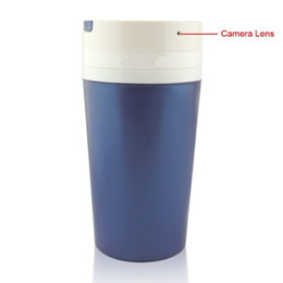 Wholesale Cups Video - 1280*960 HD Portable Hidden Camera Cup Motion Activated Video Recorder DV Camcorder with Audio Function