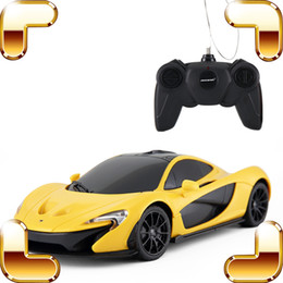 Nuevo regalo de la llegada P1 1/24 RC Control remoto Mini Car Racer Toys Electric Easy Operate Game Kids Favor presente Cool Speed Toy desde fabricantes