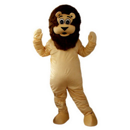 Wholesale Photo Lions - Lion Mascot cartoon, factory physical photos, quality guaranteed, welcome buyers to the evaluation and cargo photos02