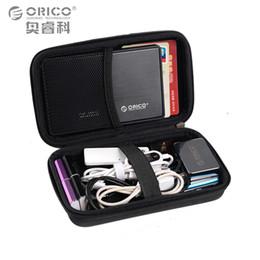 Hdd 2.5 онлайн-Оптовая продажа-ORICO 2.5 inch сумка для хранения для 2.5 inch HDD SSD USB кабели USB зарядные устройства Power Bank наушники и многое другое