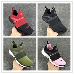 Wholesale High Socks Quality - 2017 Air PRESTO EXTREME GS Men Women Running Shoes Sneaker High Quality Mesh Presto 3 Sock Boots Trainers Shoes Size 36-45