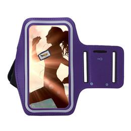 Téléphone portable Brassards Gym Course Sport Bras Band Couverture Pour Samsung Galaxy J5 J7 J7 Prime J7 Premier A5 A7 A8 Note 5 8 9 Cas de Brassard Réglable ? partir de fabricateur