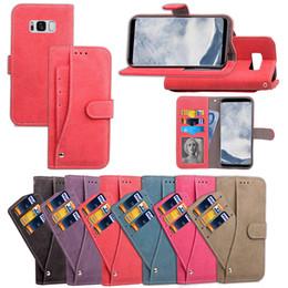 coole brieftaschen-designs Rabatt Für iPhone 8 Hülle Handy Stehen Bequem Cool Revolving Wallet Card Pocket Design Zuckerguss Rough Ati-Skid Surface